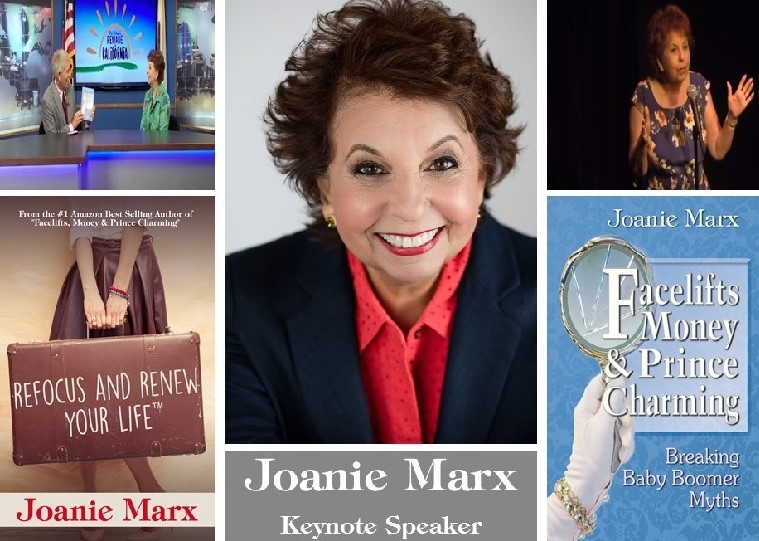 Keynote Speaker – Joanie Marx – small