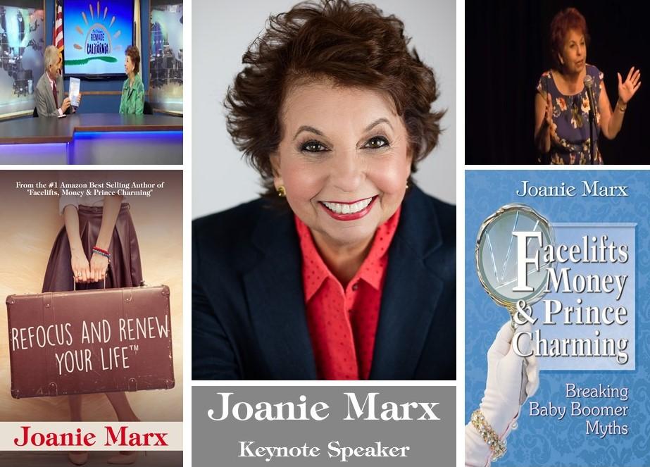 Keynote Speaker – Joanie Marx