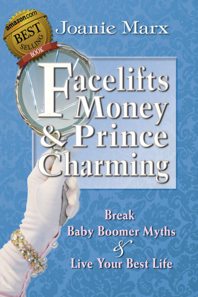 #1 Amazon best seller Facelifts, Money & Prince Chraming – Joanie Marx