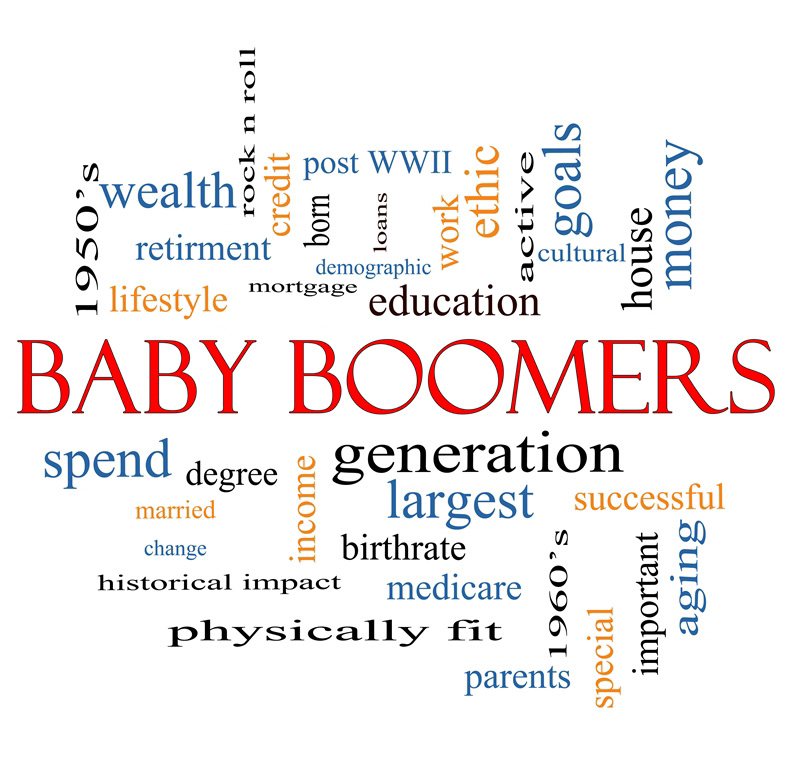 Baby Boomers Words