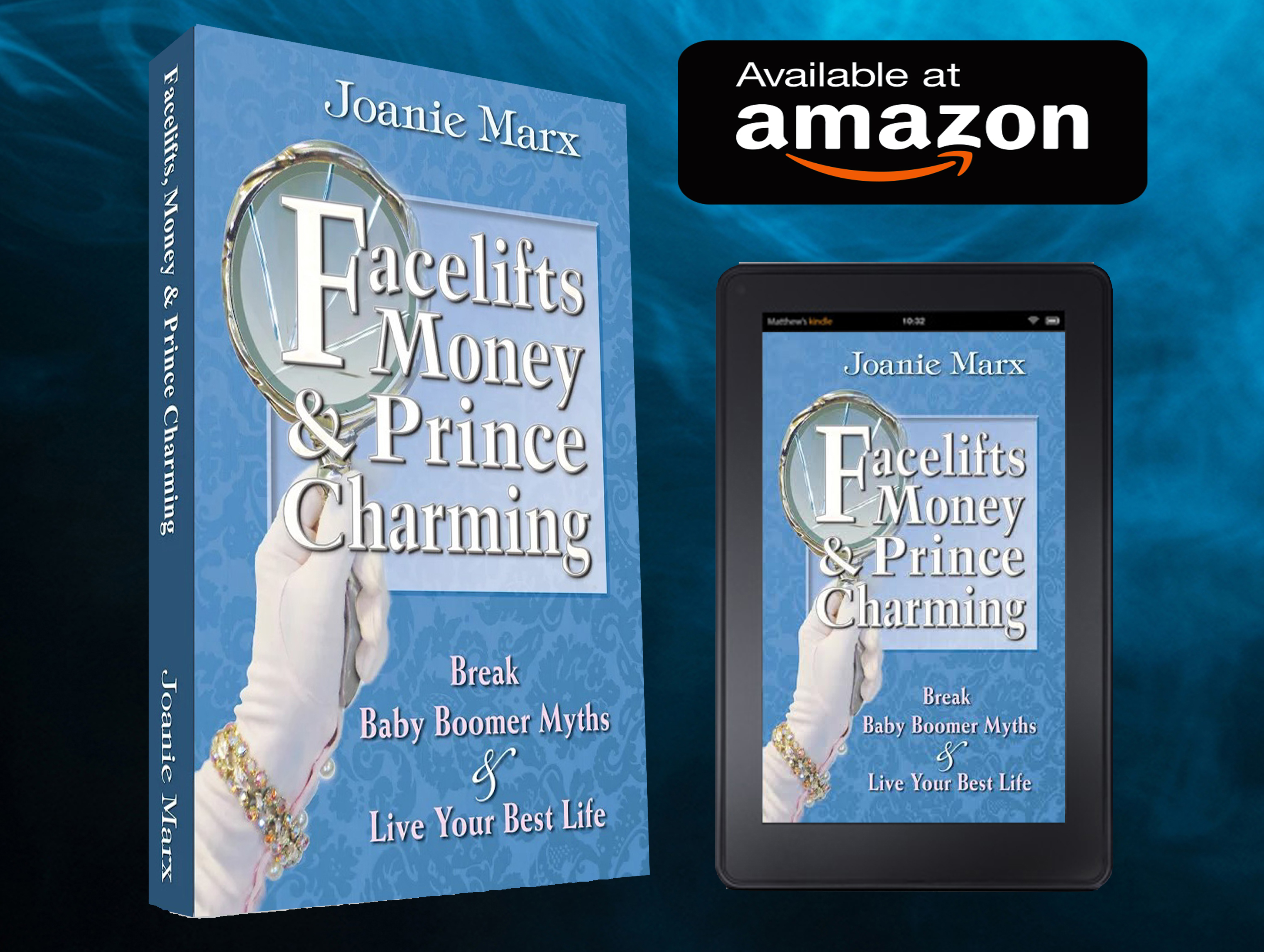 Joanie Marx Book-ad-copy Let Go of Baggage Book Excerpts Invisible Customer With All the Money™ Refocus & Renew Your Life™ Uncategorized