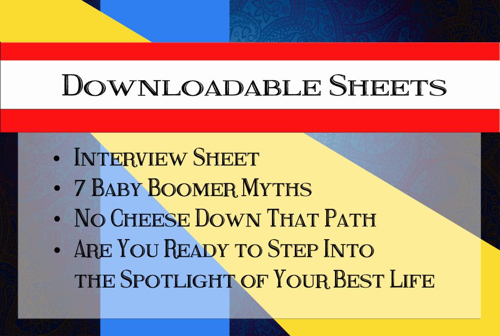 Downloadable Sheets copy