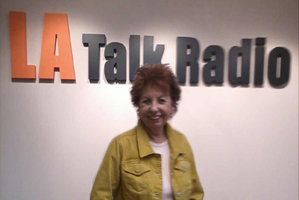 Joanie Marx at LA Talk Radio