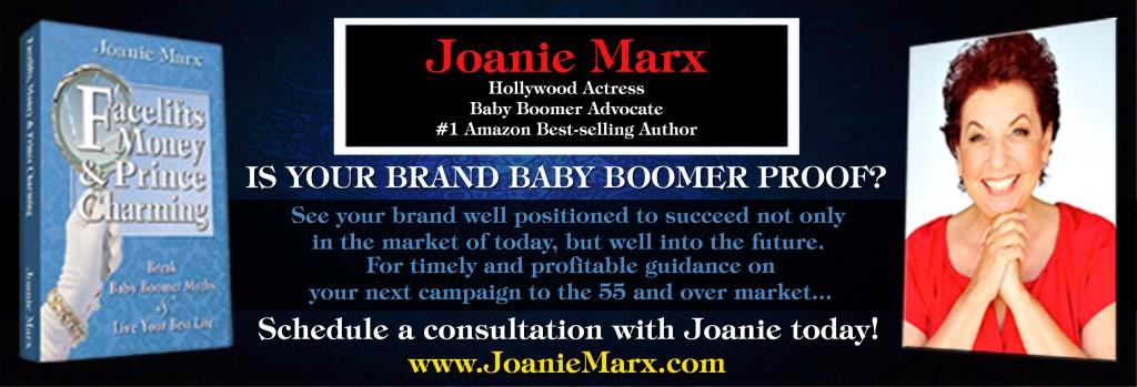 Baby Boomer Advisor – Joanie Marx