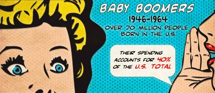 Baby Boomer Stats