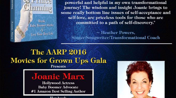 AARP 2016 Movies For Grown Ups Gala