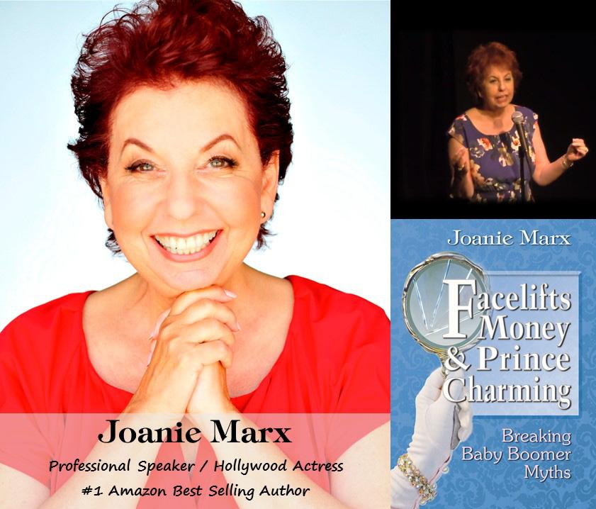 Joanie Marx - Headshot 4