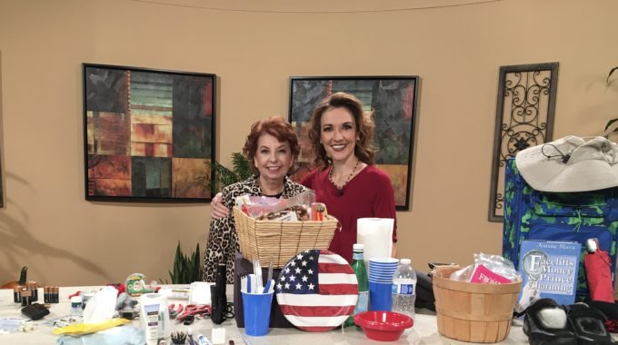 "Joanie Marx Segment On ABC's Popular Lifestyle And Talk Show, ""Sac & Co"""