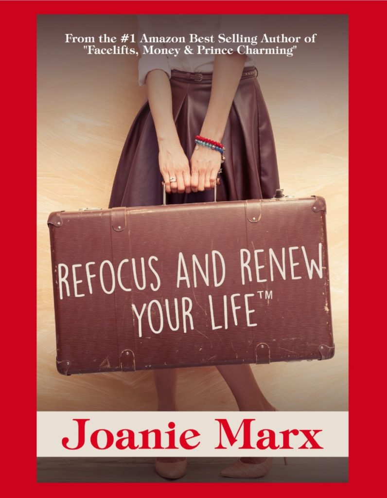 Refocusing and renew your life