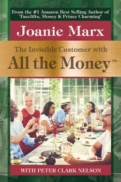 Joanie Marx book1 Baby Boomer Spokesperson