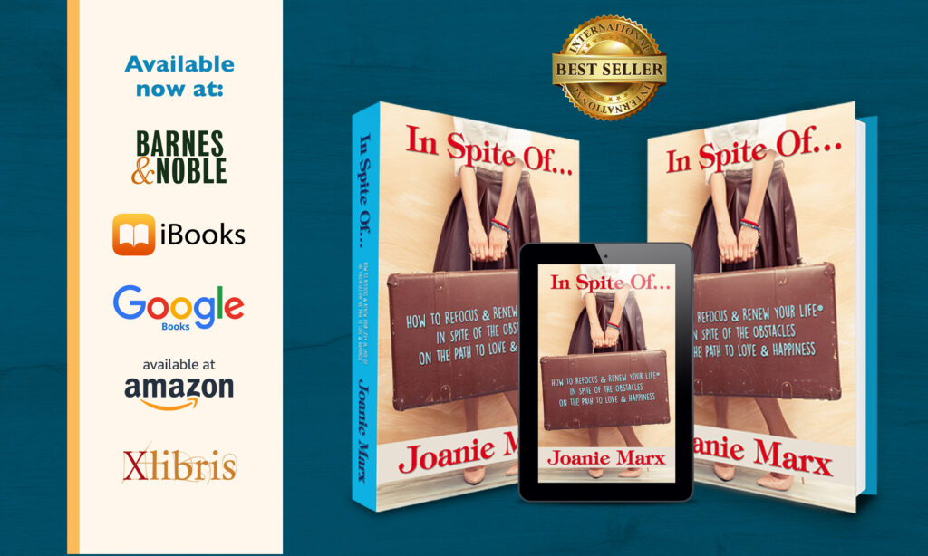 In Spite Of - #1 Amazon International Bestseller