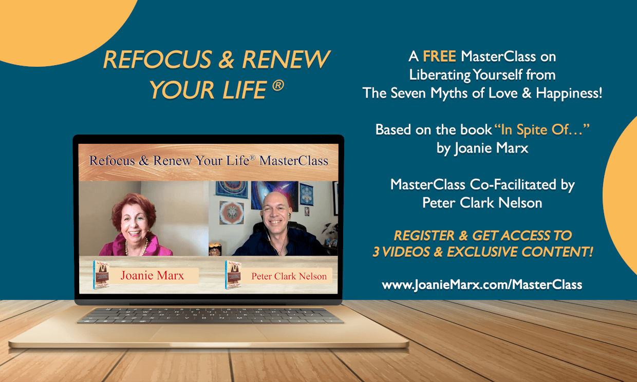 Refocus & Renew Your Live Masterclass